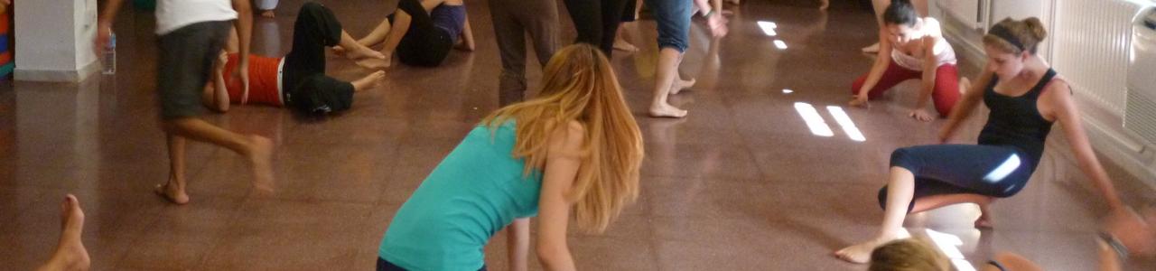 Aula de dansa: Avançat   del 10 d'octubre al 19 de setembre   16,5 h