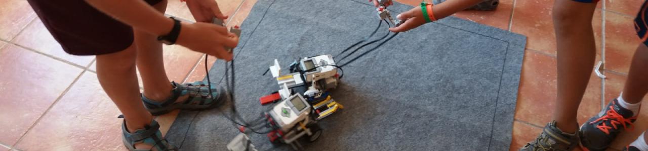 GAMING & BOTS | Casal de tecnologia, robòtica i programació | Estiu 2021