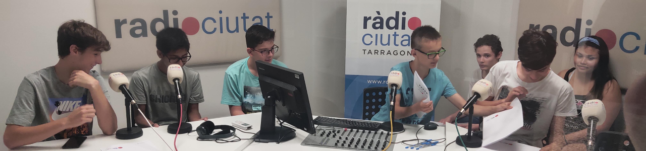 Radiofònic. Casal de Ràdio i comunicació | Estiu 2021